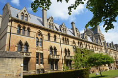 The Meadow building which is part of Christ Church College, Oxford, Oxfordshire Royalty Free Stock Images
