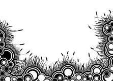 Meadow grass, vector Stock Photo