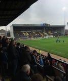 Notts County v Coventry City Royalty Free Stock Photos