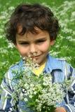 meadow spacer Zdjęcie Stock