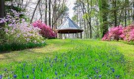 Meadowlark Regional Park Gardens Virginia Stock Photo