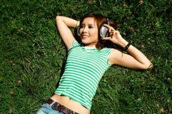 Meadows Girl Royalty Free Stock Photos