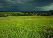 meadows irlandii morza Zdjęcie Royalty Free