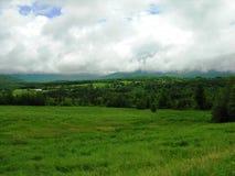 meadows na północ kraju Obrazy Stock