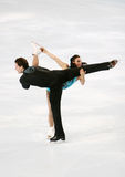 Meagan DUHAMEL / Craig BUNTIN short program Royalty Free Stock Images