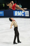 Meagan DUHAMEL / Eric RADFORD (CAN) Stock Images