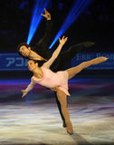Meagan DUHAMEL / Eric RADFORD (CAN) Royalty Free Stock Photos