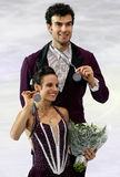Meagan DUHAMEL / Eric RADFORD (CAN) Stock Photo