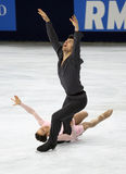 Meagan DUHAMEL/Eric RADFORD (POSSA) Imagem de Stock