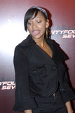 Meagan Good on the red carpet. Meagan Good on the red carpet in November 2006 in Hollywood Stock Photos