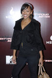Meagan Good on the red carpet. Meagan Good on the red carpet in November 2006 in Hollywood Stock Images