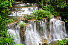 Meakamin water fall. This is great scene of maekamin water fall Stock Image