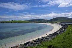 Banna Minn on West Burra (Shetland) Stock Photos