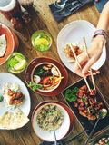 Meal, Dish, Food, Cuisine Stock Image