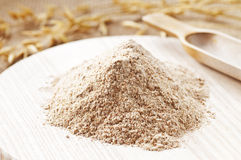 Meal of millet stock photography