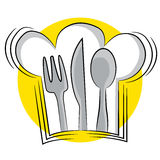 Meal Symbol Stock Photography