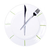 Meal Time Royalty Free Stock Photography