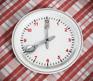 Meal time Royalty Free Stock Image