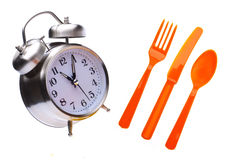 Meal Time Concpet Royalty Free Stock Photography