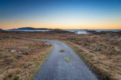 Mealasta op het Eiland van Lewis stock foto's