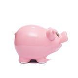 Mealheiro cor-de-rosa da porcelana Imagem de Stock
