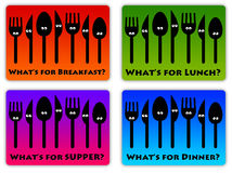 Meals Stock Images