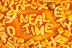 mealtime стоковая фотография