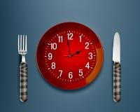 mealtime zdjęcie stock