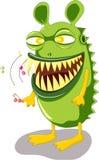 Mean Green musically keen Stock Photos