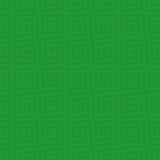 Meander Pixel Art Seamless Pattern. Royalty Free Stock Images