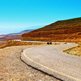 Meandering Road Stock Photography