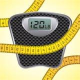 Measure design Stock Image