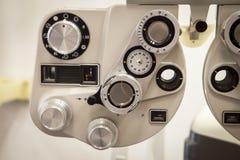 Optician tooling Stock Photo