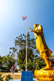The. Measure King snske Pagoda Nine Thai The royalty free stock photography