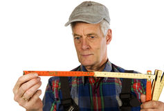 Measure is knowing Stock Photos