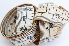 Measure line Royalty Free Stock Photography