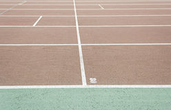 Measure Running Track Stock Images