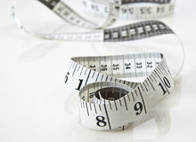 Measure Tape Royalty Free Stock Images