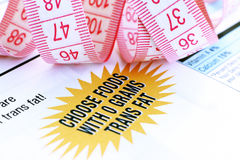 Measure tape Stock Photo