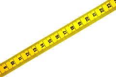 Measure tape Stock Image
