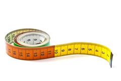 Measure tape Stock Photos