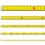 Measure tape Royalty Free Stock Photos