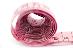 Measure tape #5 royalty free stock photo