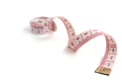 Measure tape Royalty Free Stock Photography
