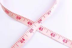 Measure tape Royalty Free Stock Image