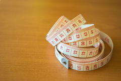 Measure tape Stock Images
