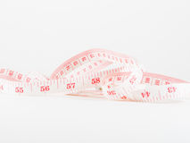 Measure tape Stock Image