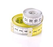 Measure tapes Royalty Free Stock Photos