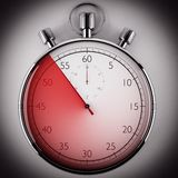 Measure the time Royalty Free Stock Images