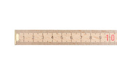 Measure tool Royalty Free Stock Photo